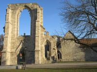 Die Kirche von Walkenried war 60m lang