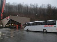 Das Höhleninformationszentrum am Iberg bei Bad Grund
