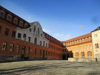 Schlosshof Sondershausen
