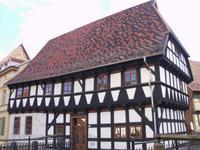 Quedlinburg bedeutet Fachwerk