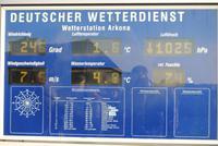 Wetterstation Arkona