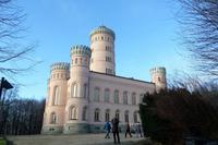 ...zum Jagdschloss Granitz