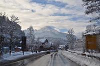 Der Watzmann bei Berchtesgaden