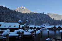 Der Königsee im Berchtesgadener Land