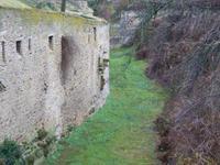 Burg Querfurt, Wehranlage