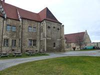 Schloss Neuenburg bei Freyburg, Doppelkapelle von außen