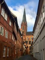Tag 2 - Kirche St. Nicolai in Lüneburg