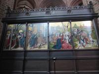 Altarbild mit dem  hl. Andreas