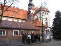 Am Rathaus in Lueneburg