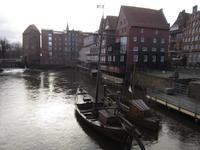 Lueneburg Hafen
