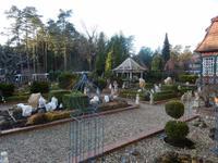 Barocker Eisengarten der Iserhatsche