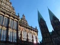 UNESCO Weltkulturerbe - der Martkplatz von Bremen
