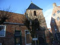 Greetsiel, Kirche
