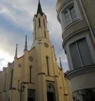 Passau - ev.- luth. Matthäuskirche