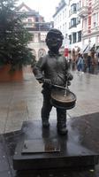 Koblenz - Altstadt (Bronzefigur