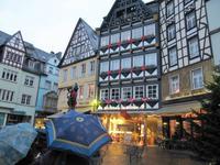 Am Marktplatz von Cochem
