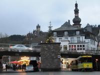 Blick zur Reichsburg von Cochem