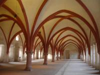 Kloster Eberbach - Schlaffsaal