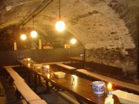 Weingut Hammes in Alken - Weinkeller nach der Weinverkostung
