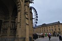 Metz, Kathedrale, Detail