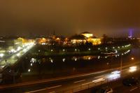 Saarbrücken by night