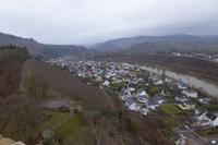 Saarburg, 360° Blick von der Burg