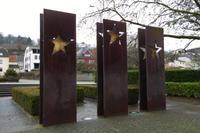 Schengen, Denkmal zum Schengener Abkommen 1985