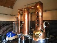 Whisky Brennofen