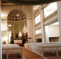 Kirche zu Straupitz