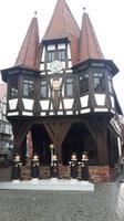 Michelstadt (Historisches Rathaus)
