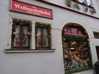 Rothenburg o.T. Laden K.Wohlfahrt