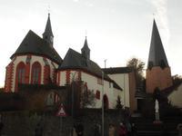 Wallfahrtskirche in Hessental