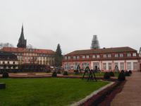 Im Lustgarten in Erbach