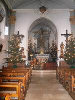 25.12.14 Mönchberg Kirche