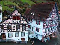 Alpirsbach, Blick vom Hotel