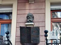 Baden - Baden, Dostojewski - Haus