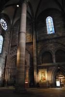 Romanischer Teil des Straßburger Münster
