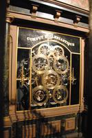 Teilausschnitt der Astronomischen Uhr im Münster