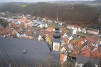 Blick auf Waischenfeld