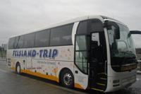 unser Reisebus der Firma Hohlfeld