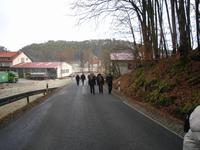 Neujahrsspaziergang zur Burg Waischenfeld