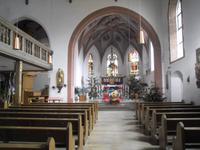 Stadtpfarrkirche Johannes der Täufer in Waischenfeld