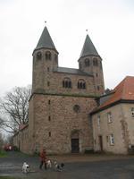 Alte Abtei Bursfelde