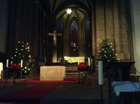 in der Mindener Kathedrale
