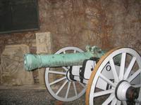 Kanone Schloss Bückeburg