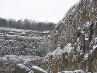 Steinbruch bei der Schillathöhle