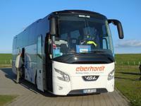 Unser Rollibus am Wattenmeer