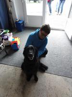Ann mit Hund