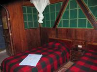 Cuyabeno Reservat - Tapir Lodge - Zimmer