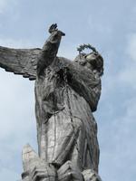 Virgen de Quito auf dem Panecillo